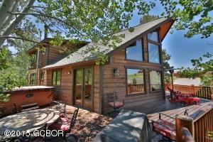 Home for sale in Granby, Colorado – by Jennifer Hughes