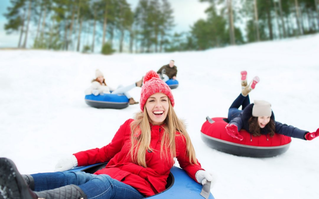 Here Are The Best Places to Go Winter Park Tubing