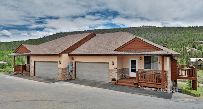 Duplex in Granby, CO